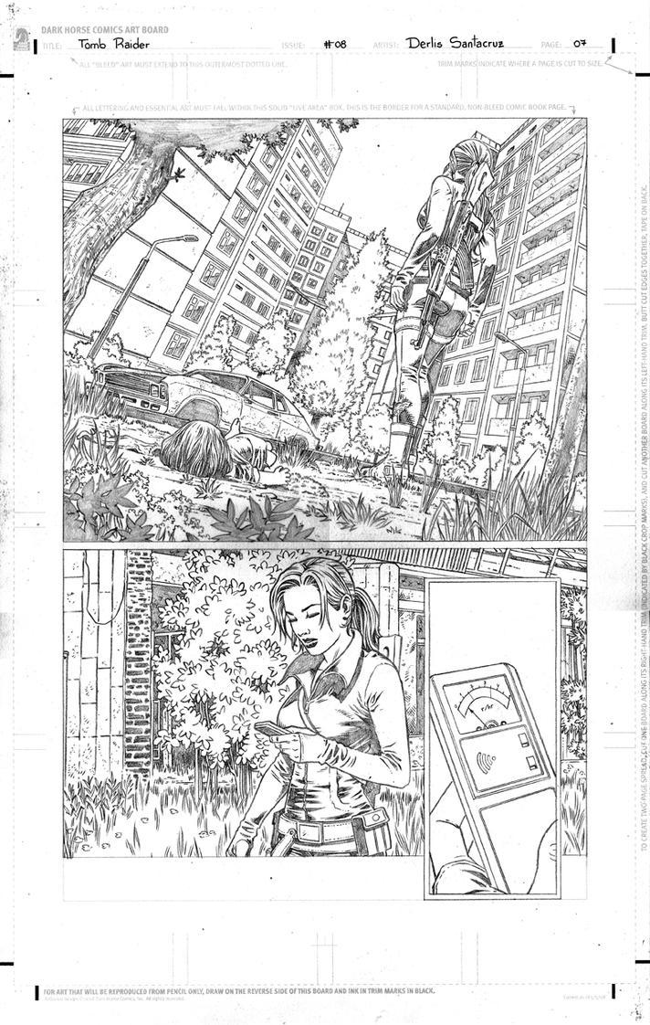 TR #08 Page 07 Pencil Low by derlissantacruz