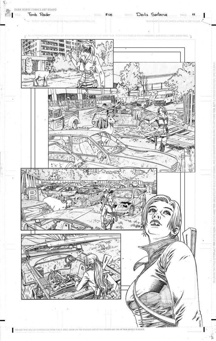 TR #08 Page 11 Pencil Low by derlissantacruz