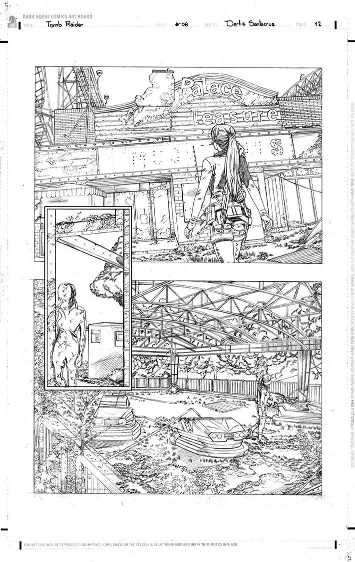 TR #08 Page 12 Pencil Low by derlissantacruz