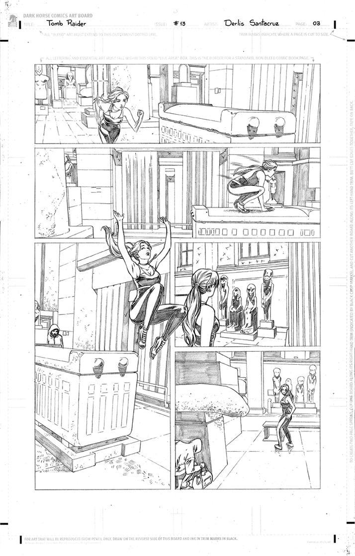TR #13 Page 03 Pencil Low by derlissantacruz