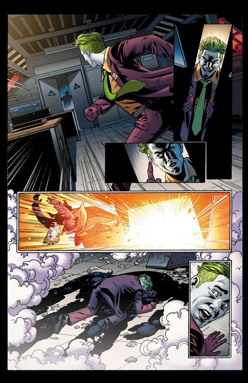 JL vs IG Page 04 RGB by derlissantacruz