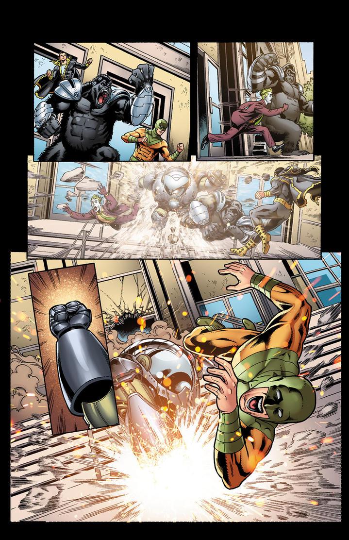 JL vs IG Page 05 RGB by derlissantacruz