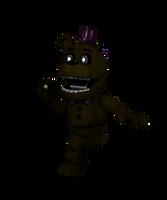 Adventure Phantom Fredbear by Purpleman88