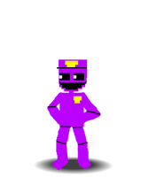 Adventure Purple Man (My Oc) by Purpleman88