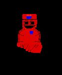 Adventure Red  Man