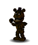 Adventure Phantom Fredbear v.2
