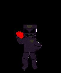 adventure Sinister Purpleman by Purpleman88