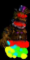 Dreamfull Fredbear by Purpleman88