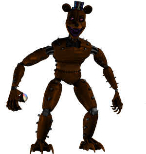 Monster Freddy
