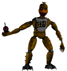 Monster Chica by Purpleman88