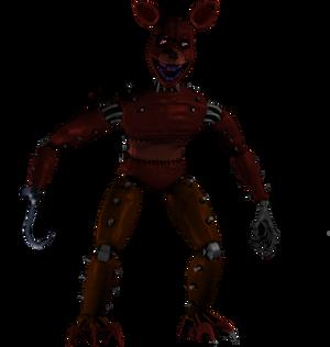 Monster Foxy