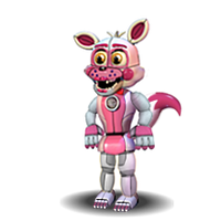 Adventure Funtime Foxy v.2 by Purpleman88