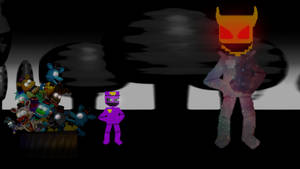 The Real Final Fight! by Purpleman88