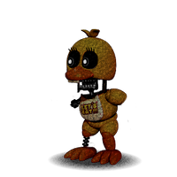 Adventure Ignited Chica by Purpleman88