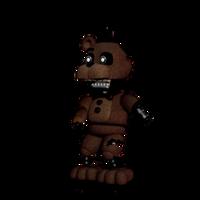 Adventure Ignited Freddy v2 by Purpleman88