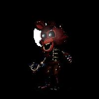Adventure Ignited Foxy by Purpleman88