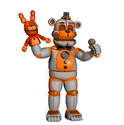 Jack O Funtime Freddy by Purpleman88