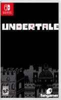 Undertale Nintendo Switch Box by Purpleman88