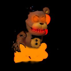 Adventure Dreamfull Freddy by Purpleman88