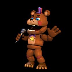 Adventure Rockstar Freddy