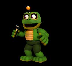 Adventure Happy Frog by Purpleman88