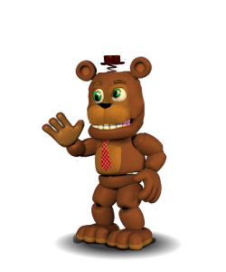 Adventure Nedd Bear by Purpleman88