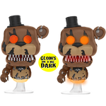 Funko Pop Dreamfull Freddy V2 by Purpleman88