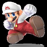 Fire Mario by Purpleman88