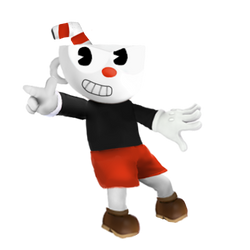 Cuphead(Super Smash Bros Ultimate Edit) by Purpleman88