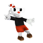 Cuphead(Super Smash Bros Ultimate Edit)