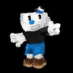 Mugman(Super Smash Bros Ultimate Edit)