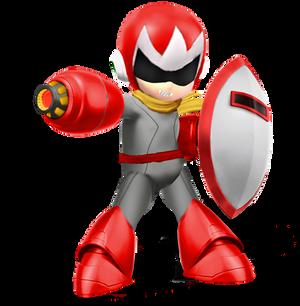 Protoman(Super Smash Bros Ultimate Edit)