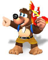 Banjo Kazooie(Super Smash Bros Ultimate Edit) by Purpleman88