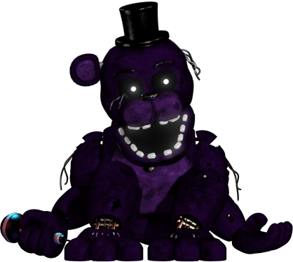 Shadow Freddy by Purpleman88