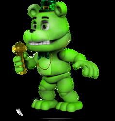 Adventure  Shamrock Freddy