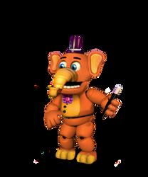 Adventure Orville Elephant