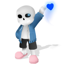 Sans (Fighter, Super Smash Bros Ultimate Edit)