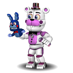 Adventure Funtime Freddy v5