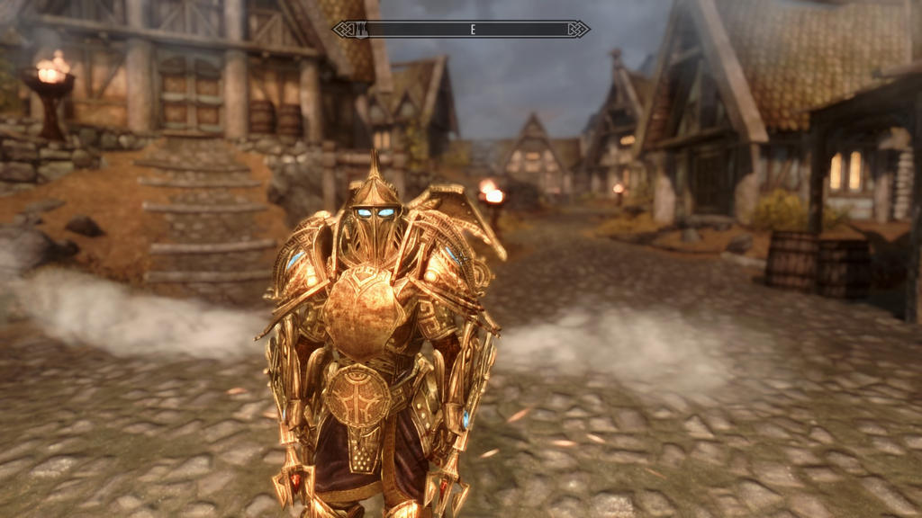 Dwemer Power Armor + by Lim213