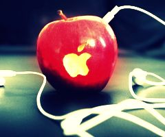 apple by colourPD