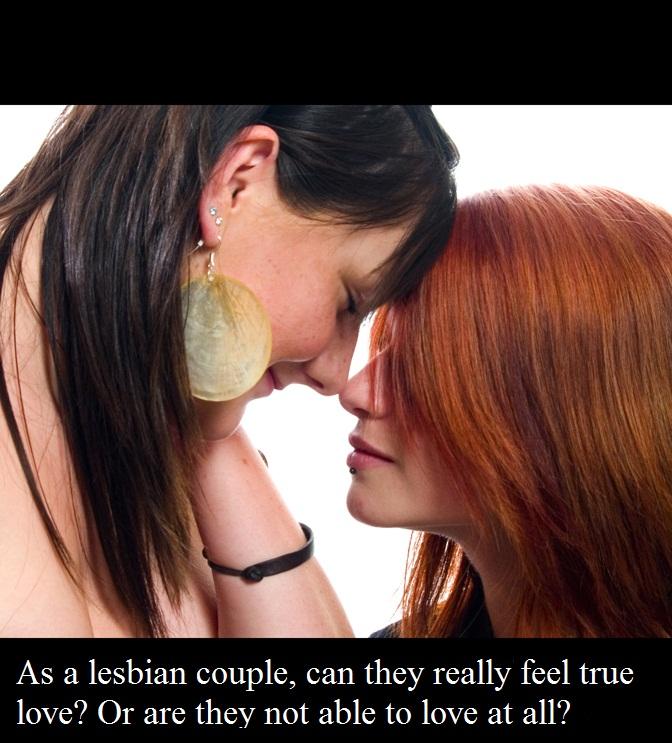 Lesbian Red Hair 89