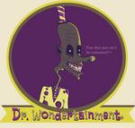 Dr. Wondertainment logo