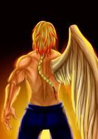 Angel dawn by donovan288