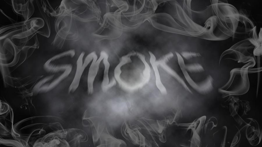 Smoke Text Effect By DarkOnislayer On DeviantArt