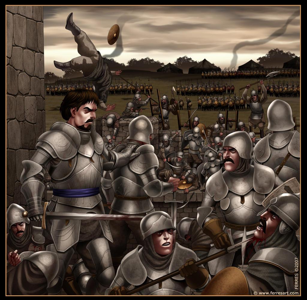Masque2 Battle by Ferres