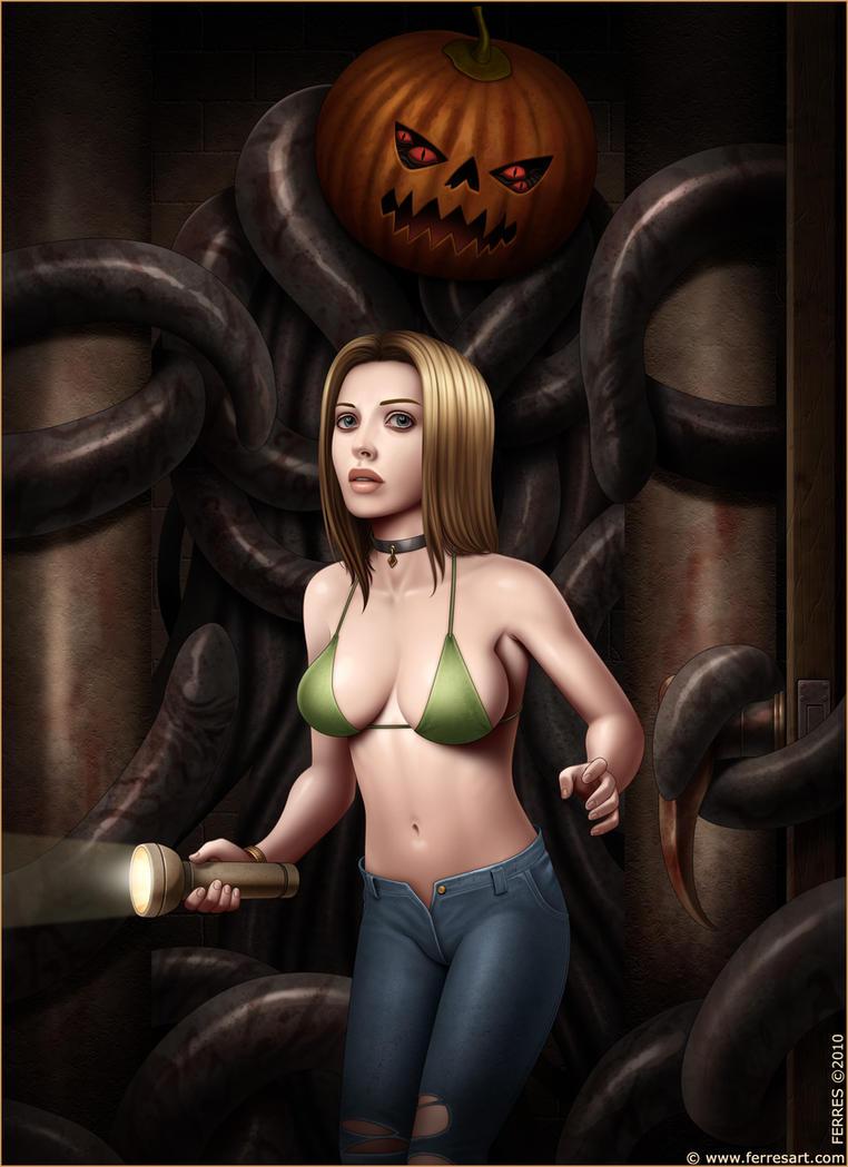 Halloween by Ferres