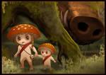 The Mushroom Orphans