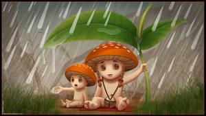 The Mushroom Orphans DWP