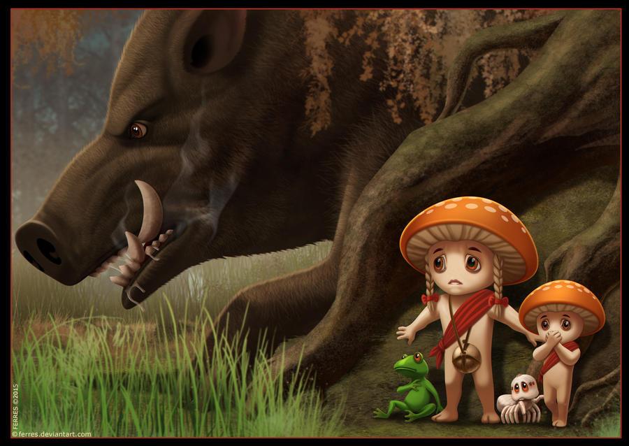 The Mushroom Orphans 8