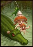 The Mushroom Orphans 9